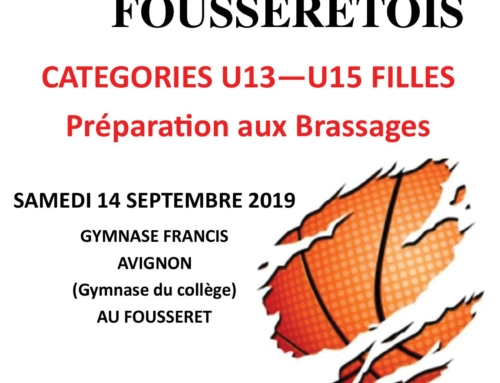 Le Fousseret : tournoi mini basket
