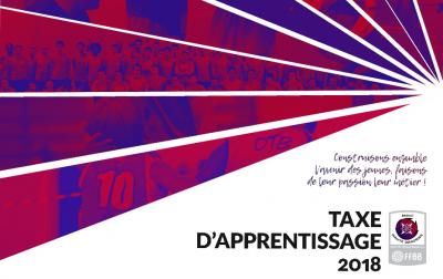 Taxe Apprentissage 2018 CD31