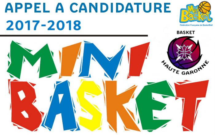 Evènements Mini-Basket 2017-2018