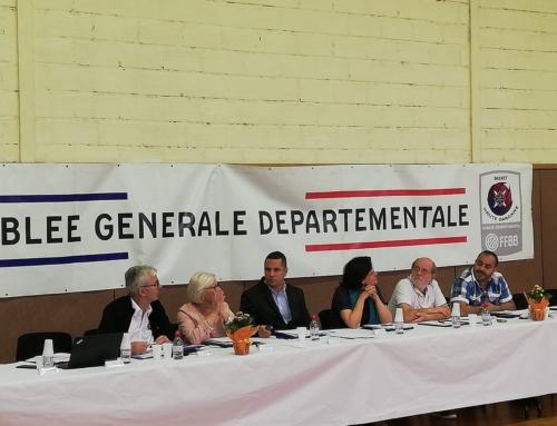 Assemblée Générale CD31