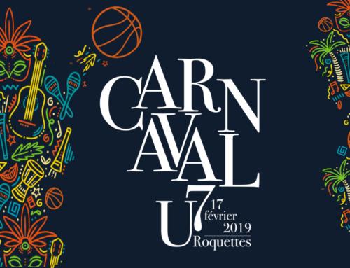 Carnaval U7 2019 à Roquettes
