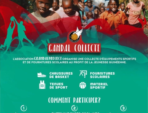 Le CD31 et l'association Gandal Project !