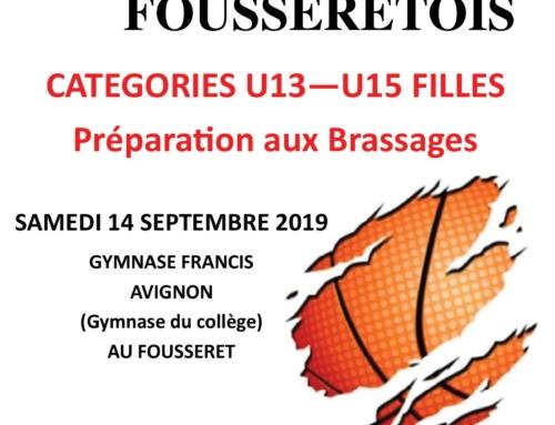 Le Fousseret : tournoi mini basket